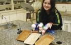 Zeg gedag tegen vervuilende voedselschalen: dit is de geniale oplossing van een 17-jarig meisje