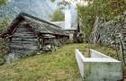 Cette maison de campagne a 200 ans, mais à l'intérieur elle cache un paradis de design