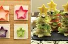 Kerstbomen van brood: met deze 3 voorafjes zul je je gasten weten te verrassen!