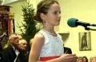 Une enfant de 11 ans peut-elle émouvoir avec sa voix? Écoutez sa performance ...