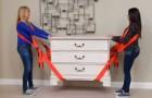Estas alças vão facilitar o transporte de móveis e objetos pesados!