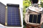 Telefono sempre scarico? Vi presentiamo il caricatore solare più sottile al mondo