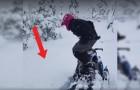 Video Schneevideos Schnee