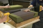 Dit is het verbluffende proces van de productie van een eersteklas vliegtuigstoel