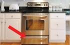 Weet jij waar de lade onder je oven ECHT voor dient?