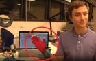 Transforma a língua dos sinais em palavras: esta luva especial vai ajudar na comunicação!