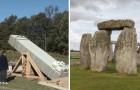 Un charpentier à la retraite révèle le mystère: voici une hypothése de la construction de Stonehenge