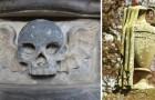 Le langage silencieux des cimetières: voici ce que veulent dire les sculptures mortuaires