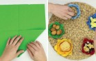 Check out these really cool decorative paper napkin Bowls!