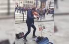 Video  Street artists