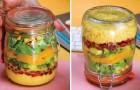 Cous cous no potinho: o almoço fácil e gostoso que você pode levar para onde você quiser!