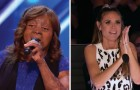 Canta per superare un trauma: la sua performance commuove ogni singolo spettatore