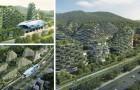 La prima Città-Foresta del mondo sorgerà in Cina e sarà un progetto tutto italiano