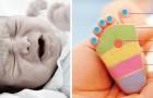Massaggia questi punti per calmare all'istante un neonato inquieto e dolorante