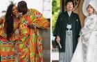 So sehen Hochzeitsgewänder in verschiedenen Teilen der Welt aus