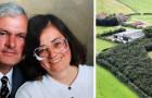 Dopo la morte della moglie pianta 6000 alberi: 20 anni più tardi ecco che cosa si vede dall'alto
