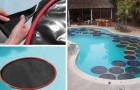 Is het water van het zwembad te koud? Ontdek hoe je de warmte van de zon vasthoudt door deze doe-het-zelf tip