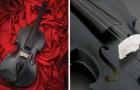 Ce violon est fabriqué avec une pierre vieille de 1,6 milliards d'années et il FONCTIONNE