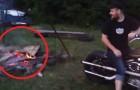 Las brasas estan prontas: para desencadenar las llamas decide de usar su Harley Davidson!
