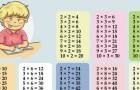 El metodo genial para ayudar a vuestros hijos aprender las tablas con facilidad