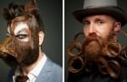 Si è conclusa l'ultima edizione del campionato mondiale di barba e baffi: ecco i migliori partecipanti
