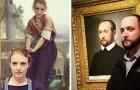 22 casi di persone che hanno casualmente incontrato il proprio sosia all'interno di un museo