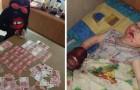 30 imagens que mostram o que pode acontecer quando você deixa uma criança sozinha por um instante