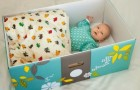 Discover baby boxes --- the safest place for a baby to be!