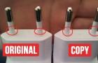 5 tips om een namaakproduct van een origineel te onderscheiden
