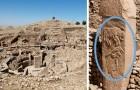 Die Entdeckung dieses Tempels von vor ca. 11 tausend Jahren revolutioniert unsere Sicht auf die Steinzeit