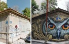 video med Street art