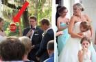 21 photobombs op bruiloften die de dag nog onvergetelijker hebben gemaakt