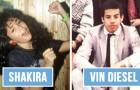 20 foto che mostrano come erano in adolescenza i personaggi famosi di oggi