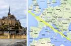 Er is een reden waarom deze 7 heiligdommen ter ere van aartsengel Michaël op een lijn met elkaar liggen