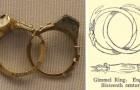 Im Mittelalter trug man Verlobungsringe, die versteckte Botschaften enthielten