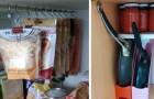 14 ideias para manter os objetos sempre em ordem sem gastar muito