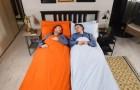 IKEA komt met het dekbed dat een einde maakt aan de strijd om de dekens
