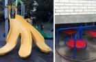 Parques de juego de terror: aqui los errores de diseño mas rotundos y divertidos