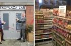 In Amsterdam öffnet der erste plastikfreie Supermarkt der Welt