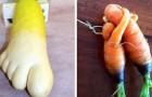 Ces légumes ont un tout autre aspect: auriez-vous le courage de les manger?