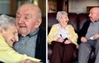 Uma mãe de 98 anos se muda para uma casa de repouso para cuidar do filho de 80 anos