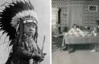 Dit zijn de laatste foto's van indianenstam de Crows, vlak voordat zij werden geëlimineerd door blanke kolonies