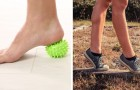 Om du lider av ont i ben, fötter eller höfter, här är 6 övningar för att eliminera smärta