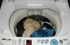 5 tips för att rengöra tvättmaskinen med naturliga medel