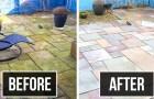 16 foto's die laten zien dat er geen vuil bestaat dat niet te verwijderen is