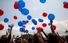 Waar zijn toch die ballonnen heengegaan die we in de lucht oplaten? Dat wordt door deze verschrikkelijke foto's wel duidelijk