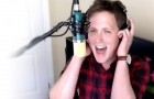 Major to Minor: an incredible voice