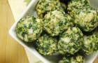 Spinazieballetjes: het snelle en eenvoudige recept, waar ook kinderen gek op zijn