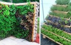 Vertical gardens! 17 wonderful ideas from which you can choose the one that's right for you!