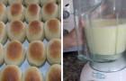 Panini creati con il frullatore: una ricetta dalla semplicità imbarazzante che conquisterà tutta la famiglia